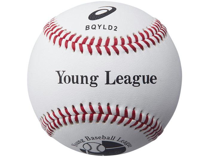 アシックスベースボール(asics/野球) ヤングリーグ試合用(1ダース) BQYLD2-01