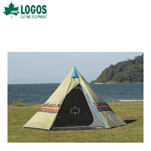 LOGOS ロゴス ティピーテントLOGOS ナバホTepee 400 71806500