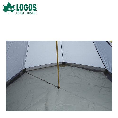 LOGOS ロゴス Tepeeマット300 71809600 テントインナーマット (テント&タープ)