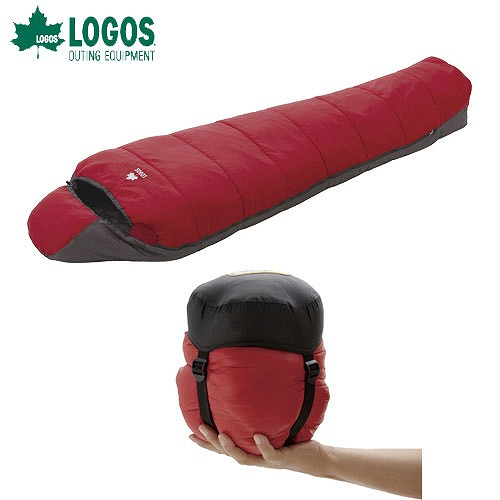 LOGOS ロゴス ウルトラコンパクトアリーバ・-672943030 マミー型シュラフ 寝袋