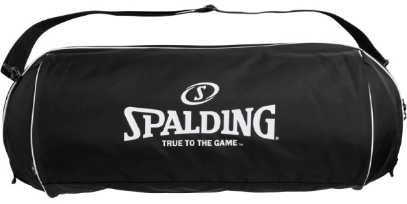 SPALDING スポルディング バスケット TRIO-BALL BAG(トリオボールバッグ) [ SPL-49-002WH ]