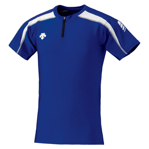 DESCENT デサント Track DRN5102-RYWH 予約 トラックシャツ 春の新作シューズ満載 Shirt