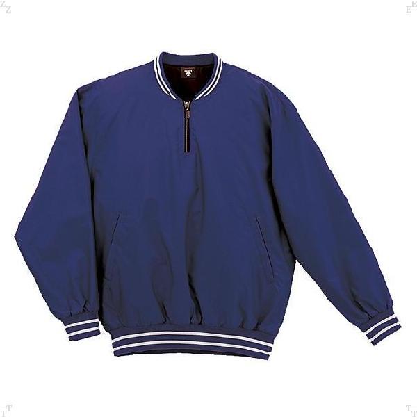 驚きの値段 激安 激安特価 送料無料 DESCENT デサント 長袖プルオーバーコート STD410-ROY ロイヤル