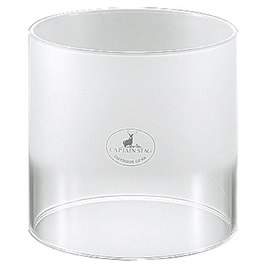 CAPTAINSTAG(キャプテンスタッグ) スライドガスランタン用ホヤ(パーシャルフロスト) [ M6304 ]