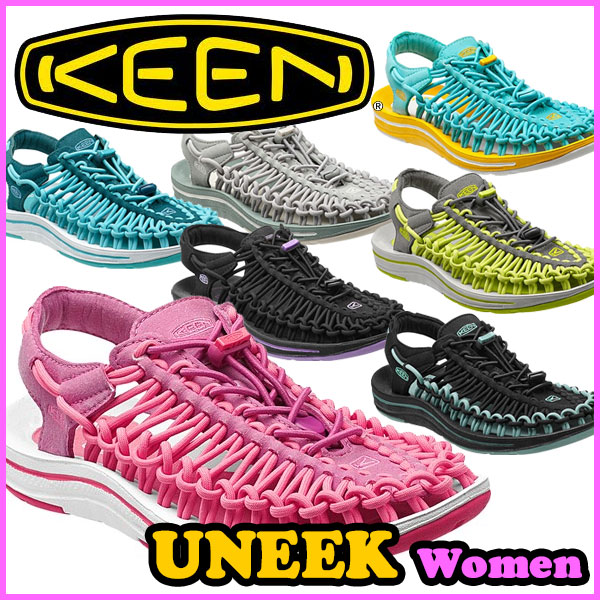 KEEN(キーン)ユニーク UNEEK 【レディース】 アウトドア/サンダル/クロッグ/ウォーター