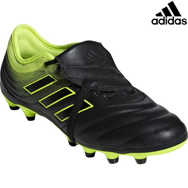 アディダス コパ 19.2 ジャパン HG/AG コアブラック×コアブラック×ソーラーイエロー サッカー スパイク F97323 adidas