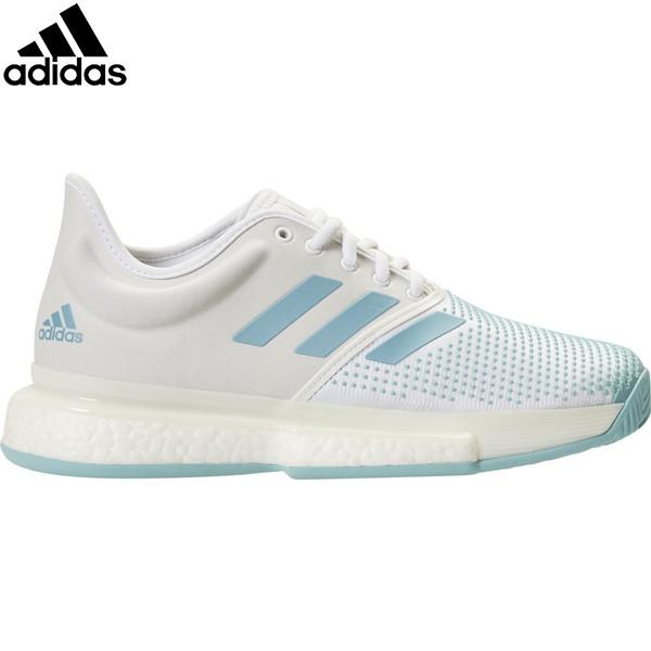 アディダス SoleCourt Boost W MC テニス シューズ G26301 adidas