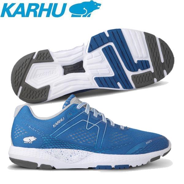 KARHU(カルフ)シューズ Mens Ikoni Ortix Olympian Blue/Glacier Grey スニーカー KH100269【メンズ】