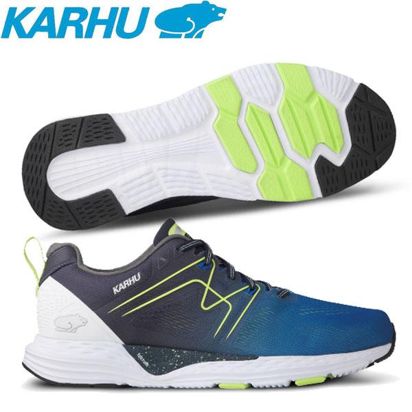 KARHU(カルフ)シューズ Mens Fusion Ortix(フュージョン オルティックス) Olympian Blue/Blue Night スニーカー KH100271【メンズ】