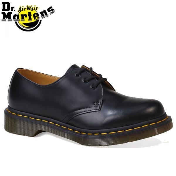 Dr.Martens(ドクターマーチン)海外正規品 3HOLE GIBSON(3ホール ギブソン )シューズ ブーツ R11837002BK【レディース】