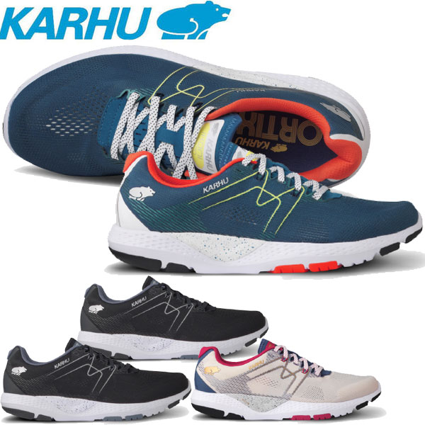 KARHU(カルフ)シューズ IKONI ORTIX (イコニ オルティックス) ランニング スニーカー KH10028 【メンズ】