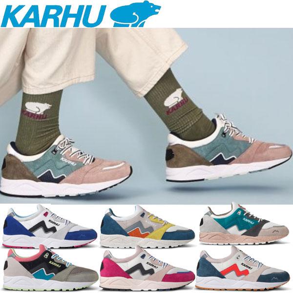 カルフ(KARHU)スニーカー シューズ ARIA アリア KH8030 ユニセックス メンズ レディース
