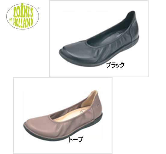 LOINTS(ロインツ) ナチュラル コンフォート カジュアル レザーシューズ LT68303【レディース】 (SE)