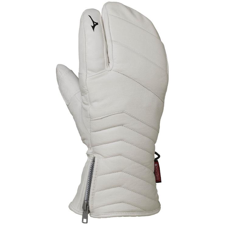MIZUNO(ミズノ) Leather 3Finger Gloves ウインター アパレル ユニセックス 男女兼用 Z2JY950201