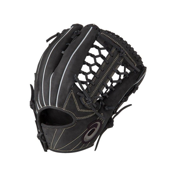 アシックスベースボール(asics/野球) BLAXE ブラックス(外野手用) 軟式用 BLAXE 3121A436-001