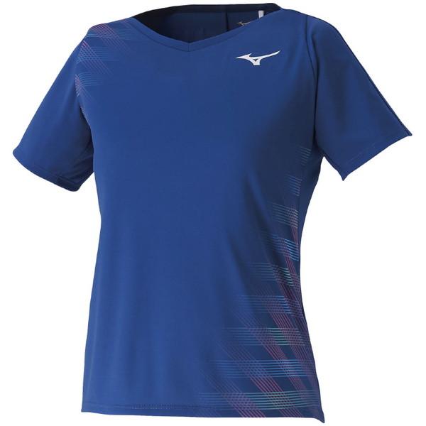 MIZUNO(ミズノ) ウィメンズゲームシャツ テニス&ソフトテニス アパレル レディース 62JA021825