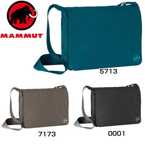 MAMMUT(マムート) トラベルアクセサリー Shoulder Bag Square (ショルダーバッグ スクエア) 2520-00560(8L)