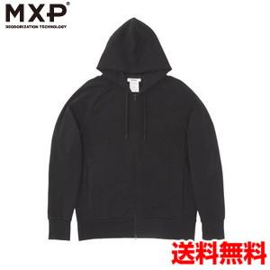 エムエックスピー(MXP) フルジップパーカ(メンズ) MX36323-K