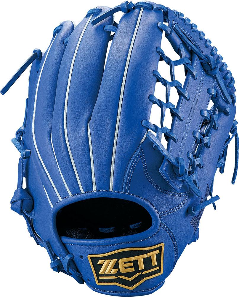 ZETT(ゼット) 野球 軟式グラブ オールラウンド用 デュアルキャッチ 野球・ソフトボール 野球グラブ BRGB34940-2500