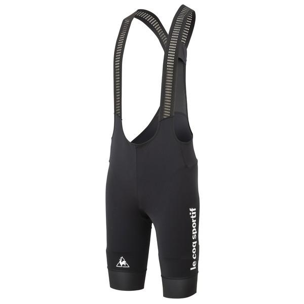 ルコック(le coq sportif) Fit-able Pants Short Bib QCMPGD30-BLK