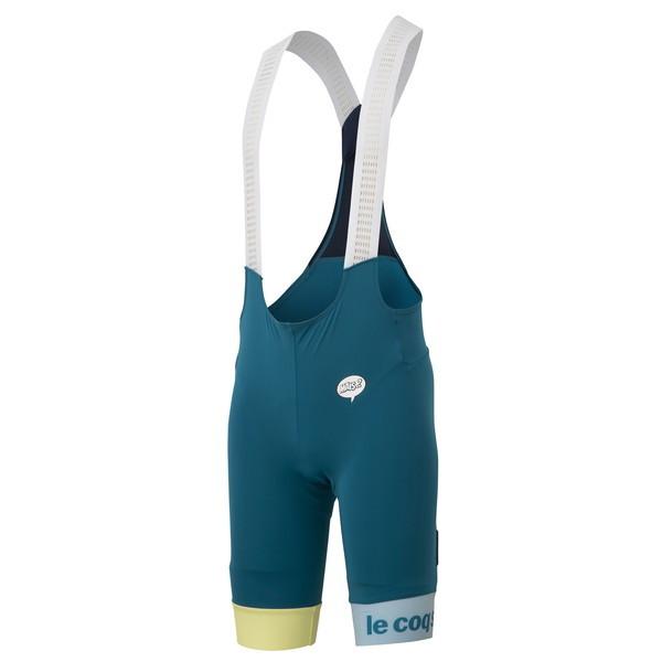 ルコック(le coq sportif) Steel Bib Pants QCMPGD37-ODP