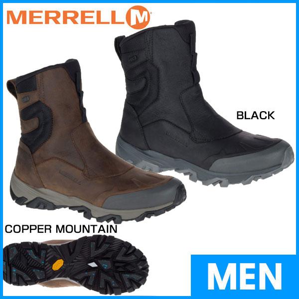 メレル(MERRELL) コールドパック アイス+ 8 ジップ ポーラー ウォータープルーフ メンズ