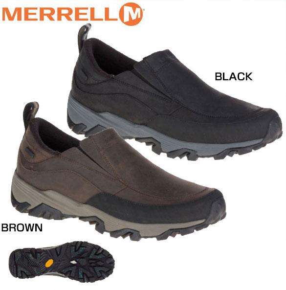 メレル(MERRELL) コールドパック アイス+ モック ウォータープルーフ メンズ