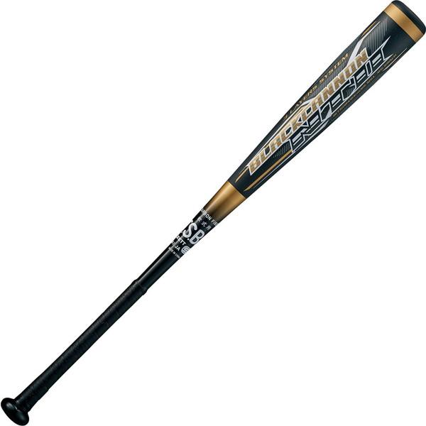 ZETT(ゼット) 軟式FRP製バット ブラックキャノンNT2 野球バット BCT31084-8200