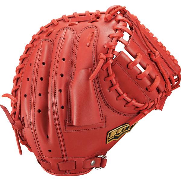 ZETT(ゼット) 少年軟式野球用キャッチャーミット グランドヒーロー 捕手用 野球グラブ BJCB72012-6400