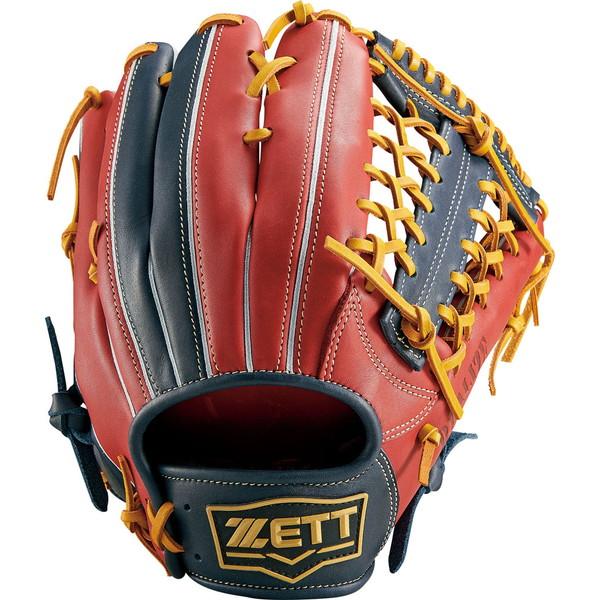 ZETT(ゼット) ソフトグラブ リアライズ オールラウンド用 野球グラブ BSGB52030-6429