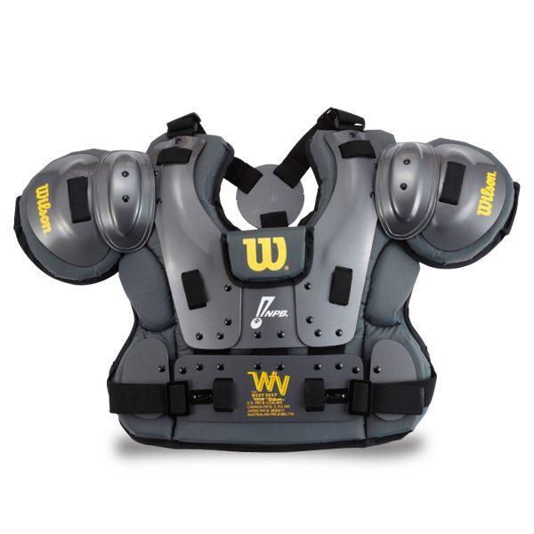 ウィルソン(Wilson) 【NPB仕様】プロプラチナ チェストプロテクター アンパイアギア メンズ WTA3215NP-1075