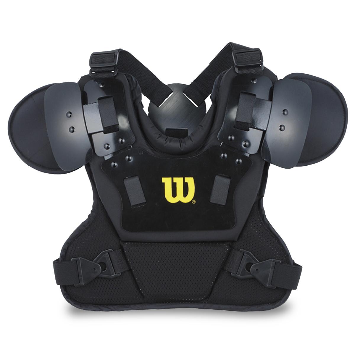ウィルソン(Wilson) 軟式用アンパイア チェストプロテクター アンパイアギア メンズ WTA3250RB