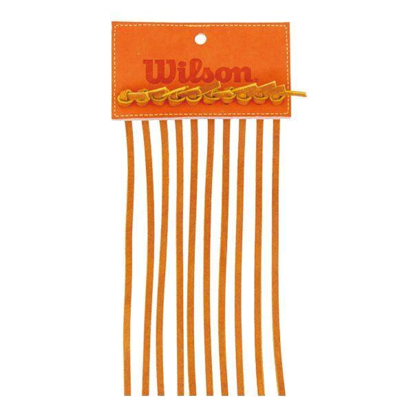 ウィルソン(Wilson) 【10本組】リプレースメント レース グラブアクセサリー メンズ WTAGVLACE-85