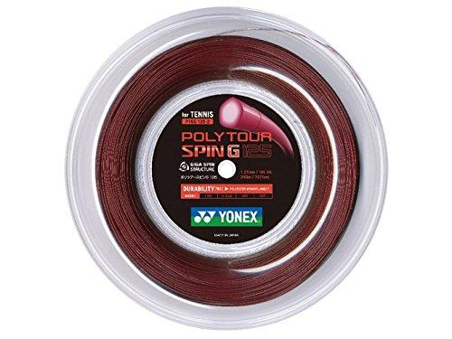 ヨネックス(YONEX) ポリツアースピンG125(240M) PTGG125-2-239, 業務用容器カイコム:3deea50d --- officewill.xsrv.jp