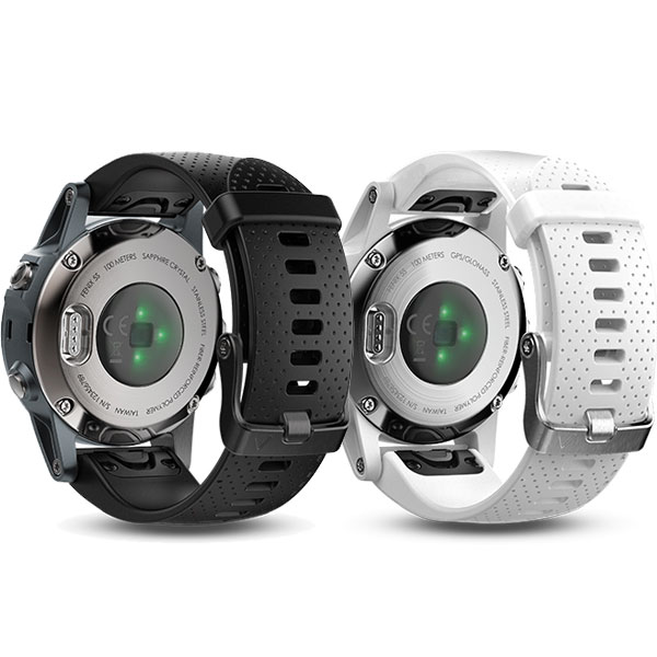 ガーミン(GARMIN)腕時計 fenix 5S フェニックス 010-01685 ランニングウォッチ 【日本正規品】ユニセックス