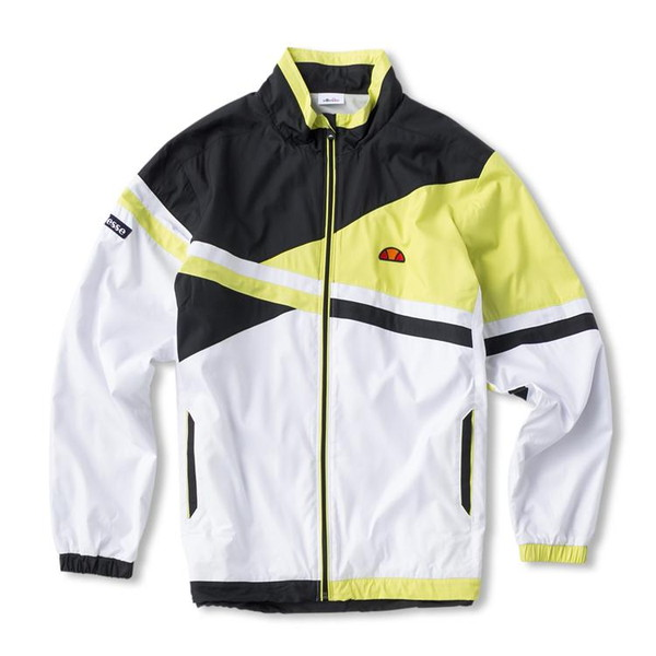 エレッセ(ellesse)TEAMウインドアップジャケット (キッズ/ユニセックス テニスウェア) ETS57350-LM