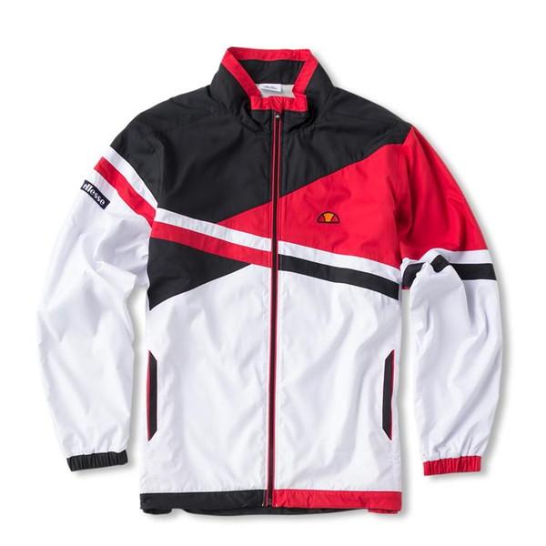 エレッセ(ellesse)TEAMウインドアップジャケット (キッズ/ユニセックス テニスウェア) ETS57350-RD