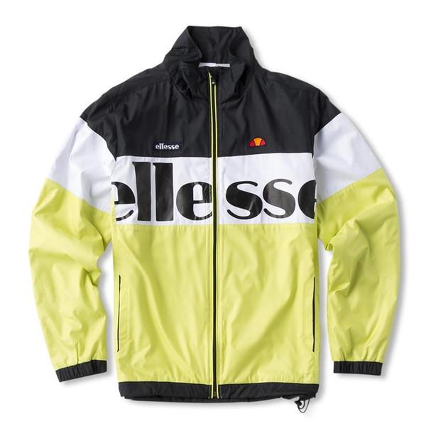 エレッセ(ellesse)TEAMウインドアップジャケット (ユニセックス テニスウェア) ETS57351-LM
