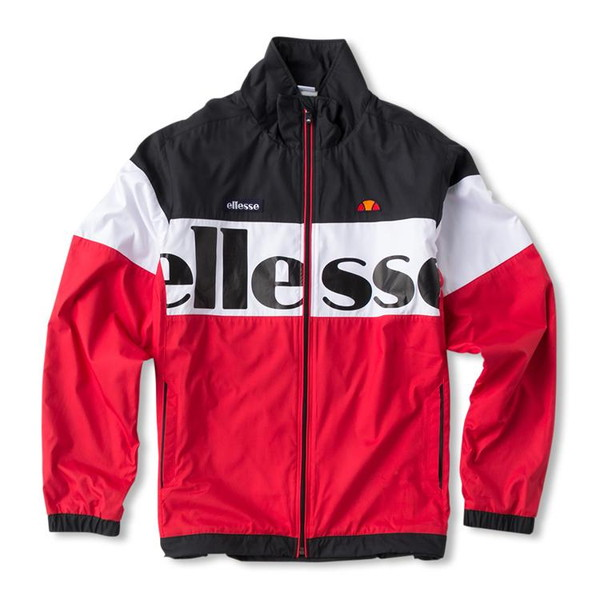 エレッセ(ellesse)TEAMウインドアップジャケット (ユニセックス テニスウェア) ETS57351-RD