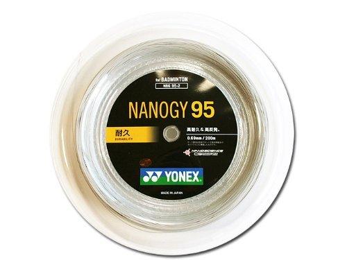 ヨネックス(YONEX) ナノジー95(200M) NBG95-2-024