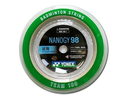 新作からSALEアイテム等お得な商品満載 ヨネックス(YONEX) ナノジー98(100M) NBG98-1-024, B.B. Music:d7128da6 --- canoncity.azurewebsites.net