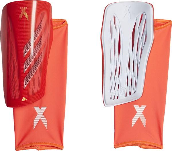 初売り adidas アディダス エックス シンガード LGE マスク 保証 サッカー プロテクター BJ039-GR1515