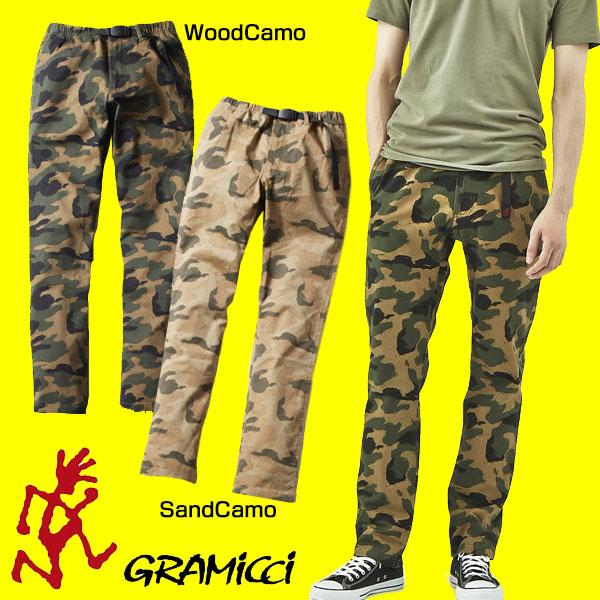 グラミチ GRAMICCI CAMO NN-PANTS カモ NNパンツ GMP-17F002 メンズ(即納)