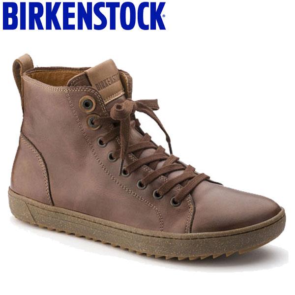 訳あり!【新品箱つぶれ】あす楽/あすつく ビルケンシュトック(BIRKENSTOCK) メンズ ブーツ バートレット BARTLETT ブラウン 幅広 GS1000982