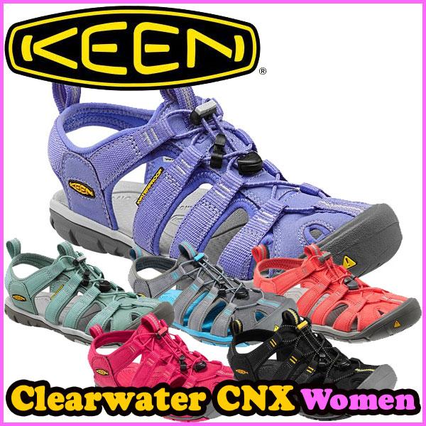 KEEN(キーン) クリアウォーター シーエヌエックス CLEARWATER-CNX 【レディース】 アウトドア/サンダル/クロッグ/ウォーター (正規品)