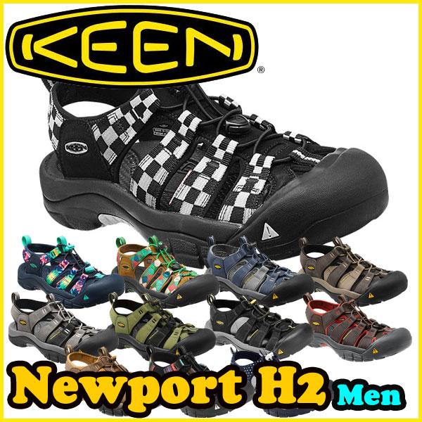 KEEN(キーン) ニューポート エイチツー NEWPORT-H2 【メンズ】 アウトドア/サンダル/クロッグ/ウォーター (正規品)