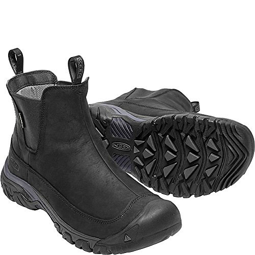 キーン(KEEN) ANCHORAGE BOOT III WP メンズ BLACK/RAVEN 1017789