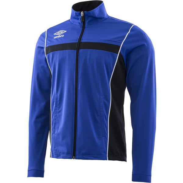 UMBRO(アンブロ) ウォームアップジャケット サッカー トレーニングウェア UAS2550-BLU