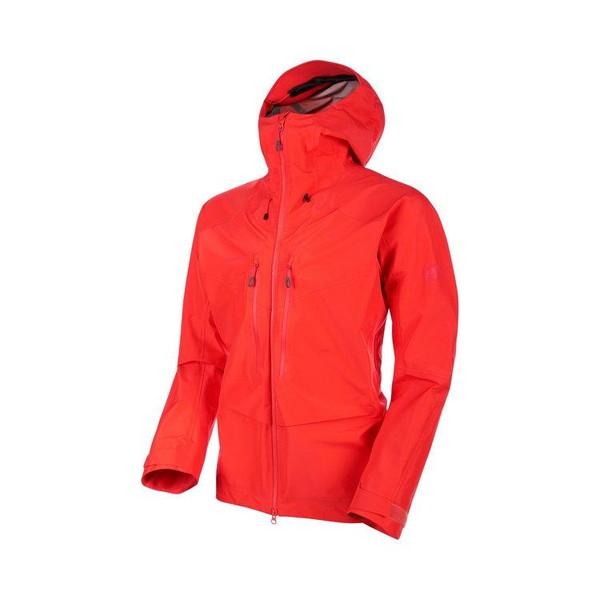 マムート(MAMMUT) Teton HS Hooded Jacket アジアンフィット メンズ 1010-27120-3445(サイズはユーロ表記)