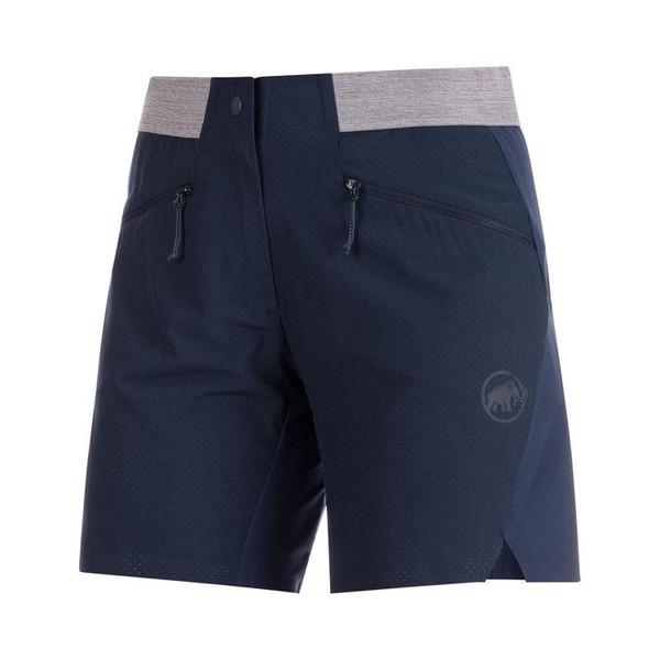 マムート MAMMUT 限定タイムセール Sertig Shorts レディース 1023-00200-50125 今だけ限定15%OFFクーポン発行中 サイズはユーロ表記
